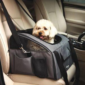 Bolsa plegable coche perro