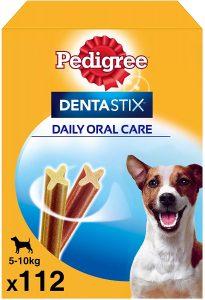 Palillos limpieza dental perro