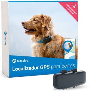 Localizador GPS resistente agua perro