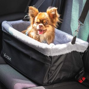 Asiento impermeable coche perro