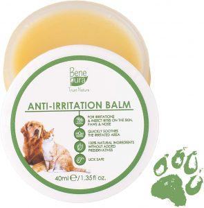 Balsamo anti-irritacion perro