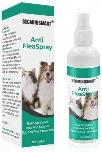 Repelente pulgas y garrapatas
